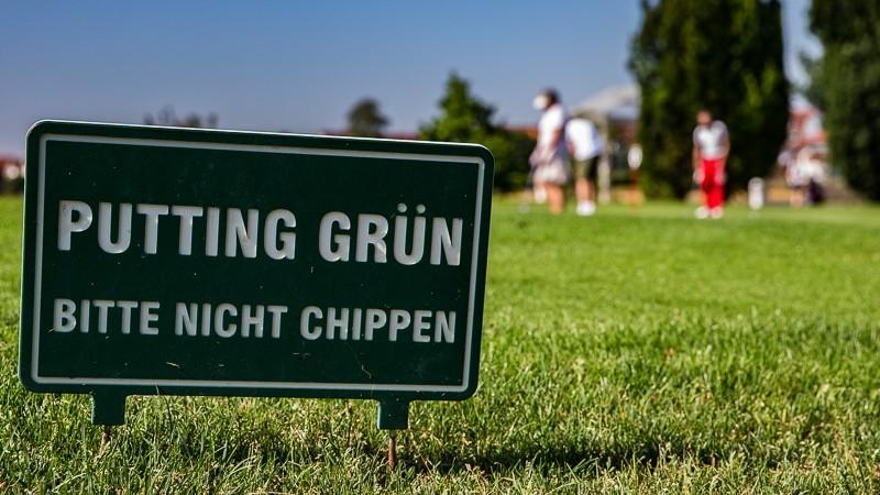 Golfevent Jens Braune del Angel