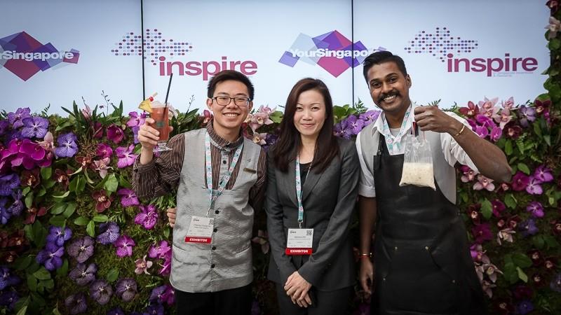 Singapur – Imex 2016