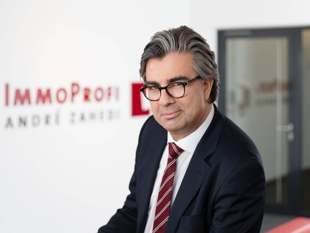 Immoprofi Zahedi Business Jens Braune del Angel