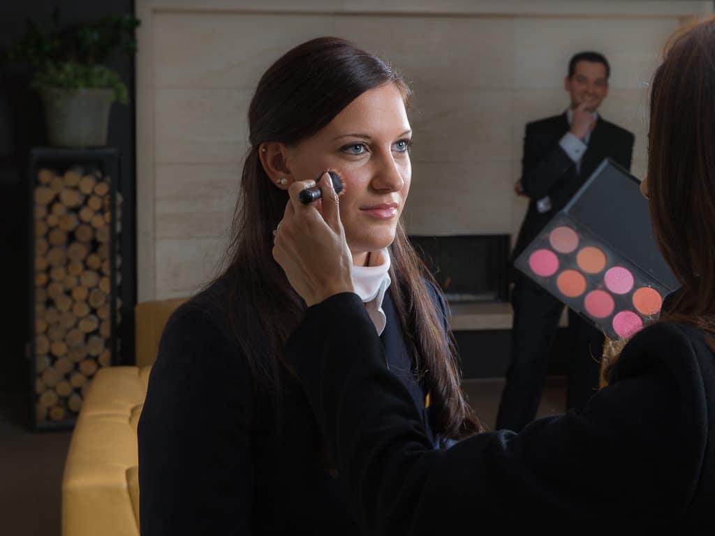 Business-Fotografie Make up-Fotograf Jens Braune del Angel Photography