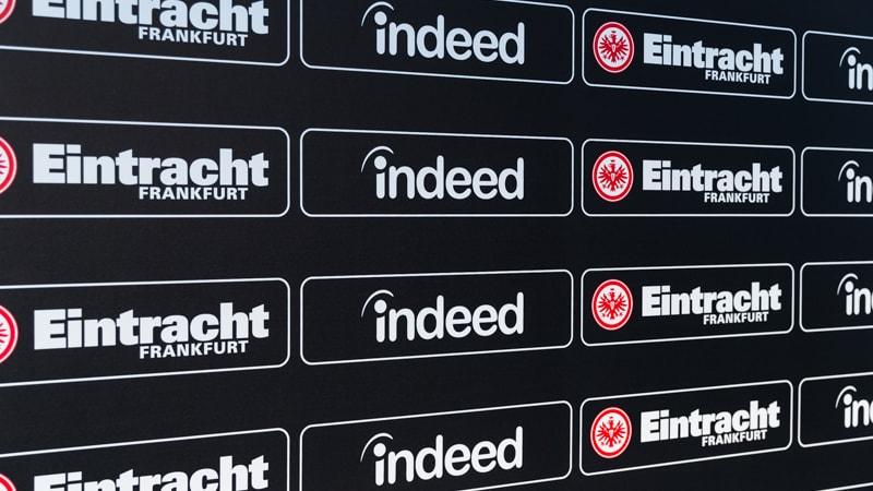 Pressefotografie Eintracht Frankfurt