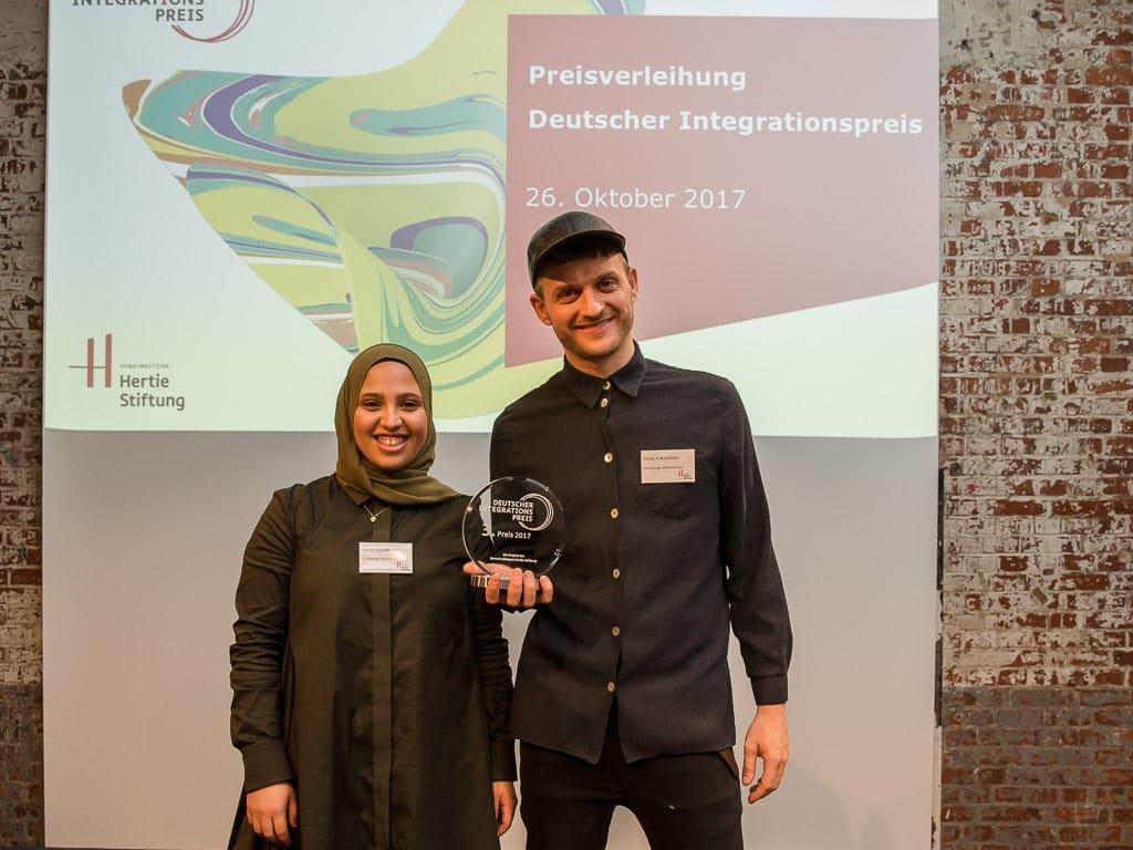 Fotografie Hertie Stiftung