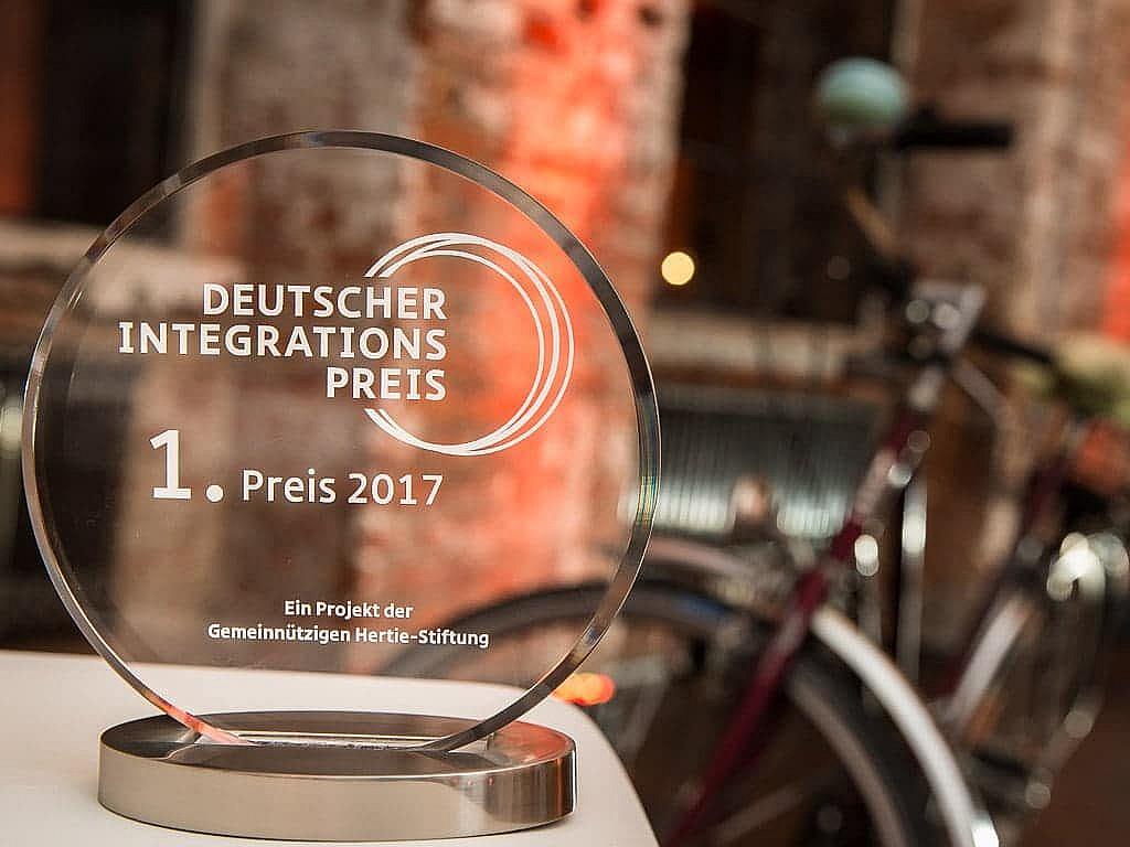 Integrationspreis Der Hertie Stiftung