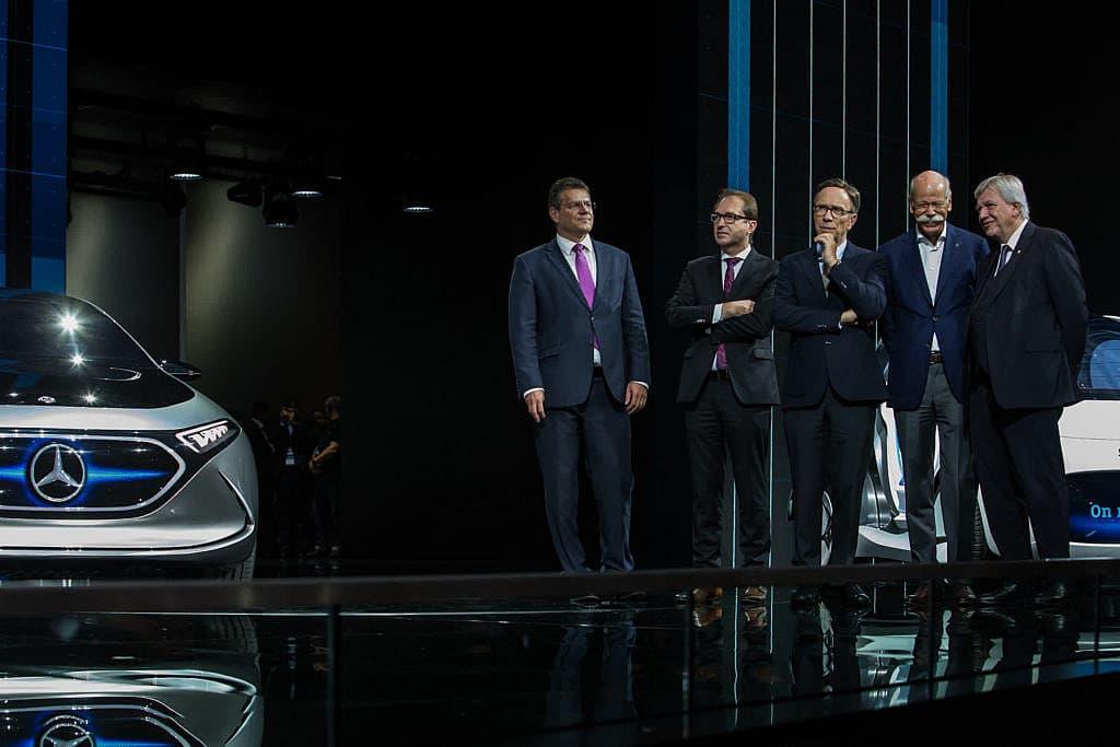 Messefotografie IAA Mercedes Stand Frankurt Eventfotos Jens Braune del Angel