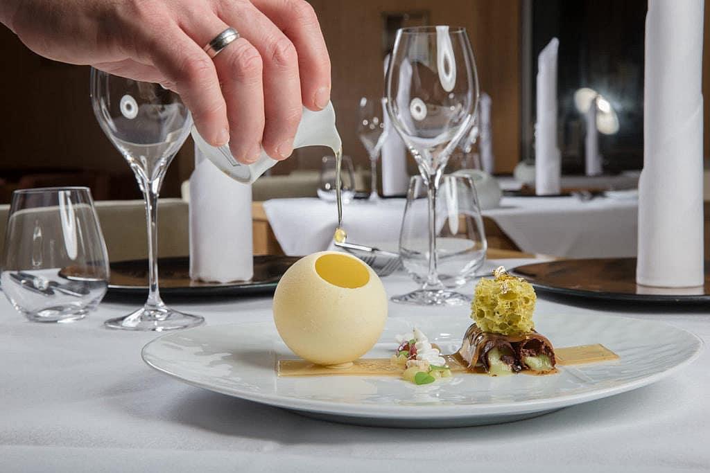 Foodfotografie Jumeirah Foodfotos Eisnachtisch