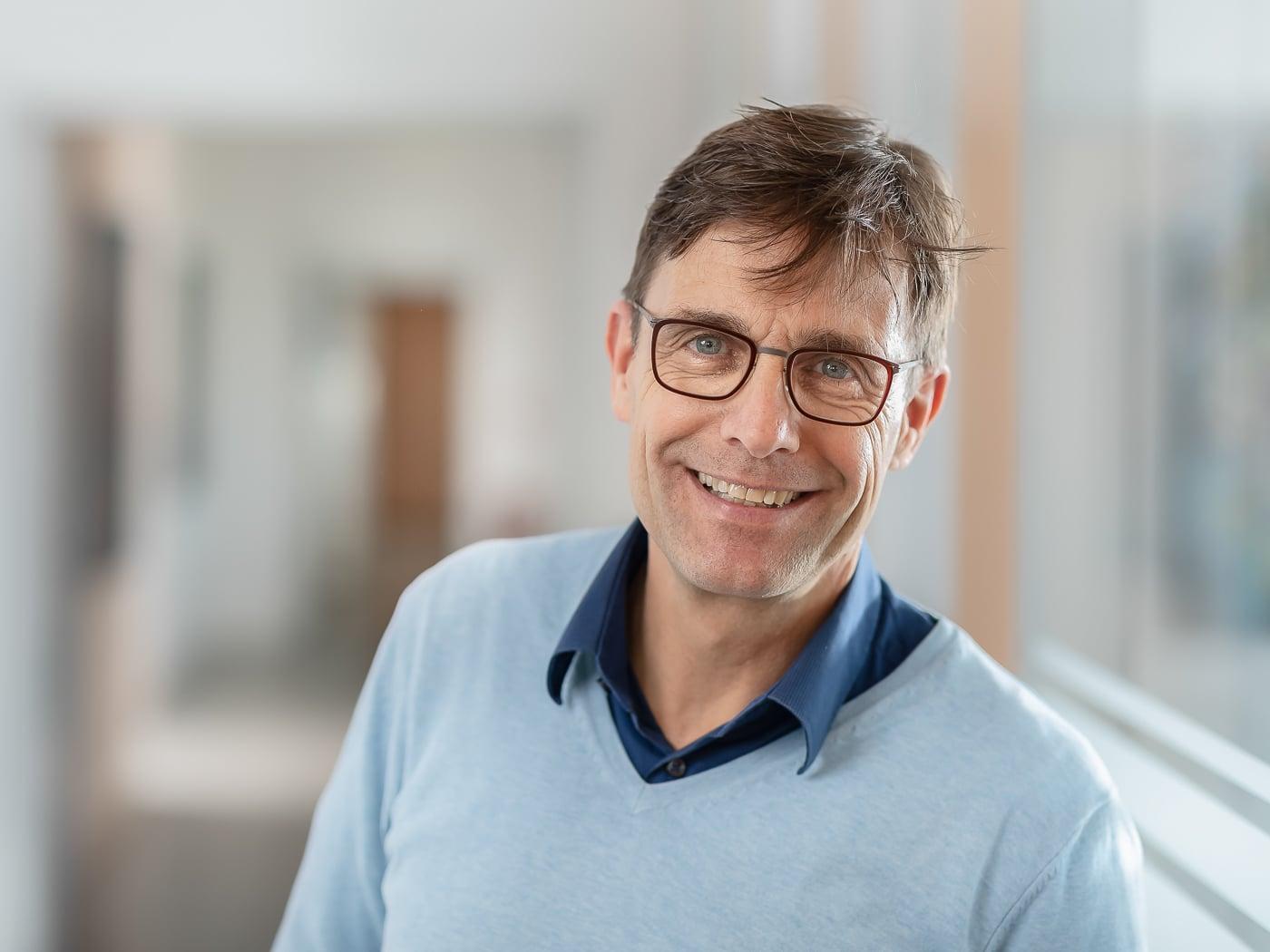 Businessportrait Jens Braune Del Angel