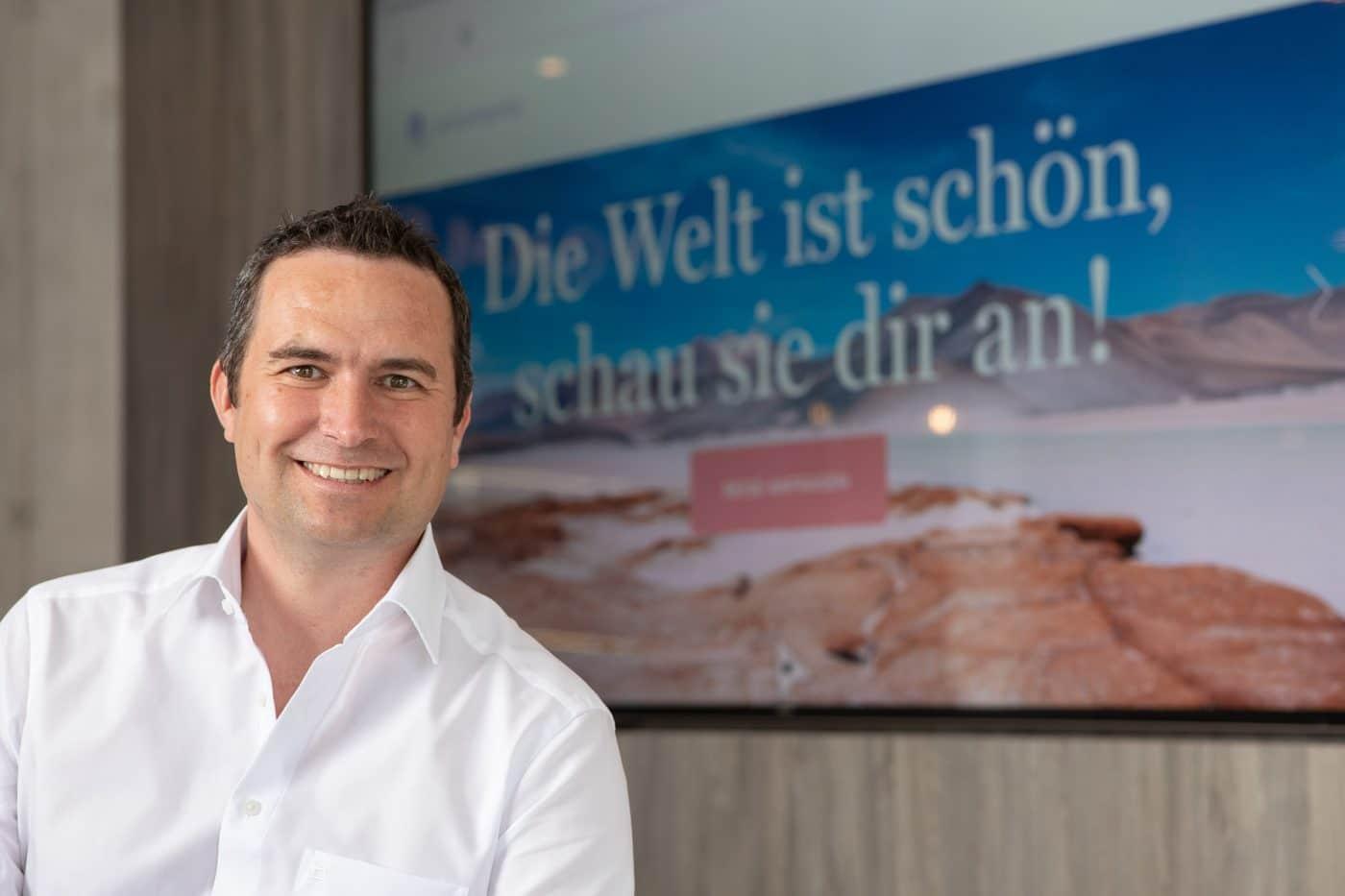 Businessportrait Sascha Nitsche