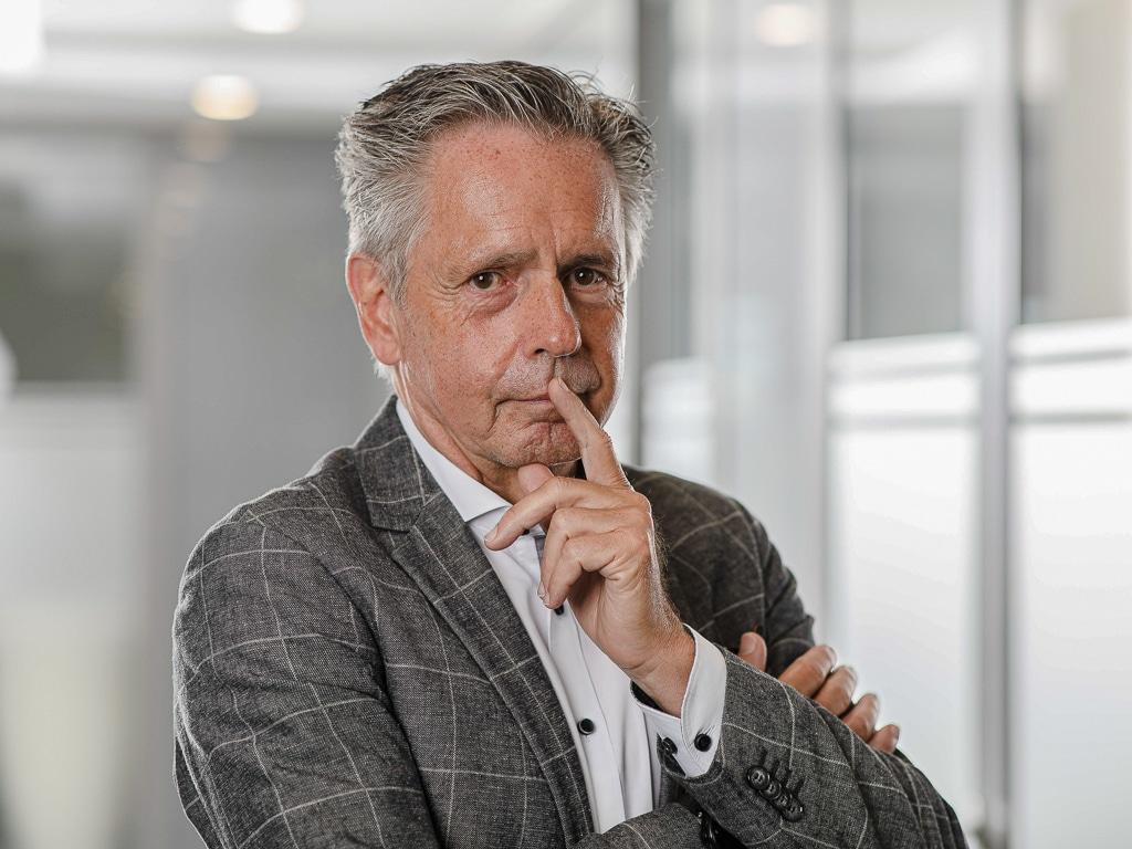 Portrait Herr Rombach Rechtsanwaltskanzlei Jens Braune del Angel Businessfotos Insolvenzverwalter
