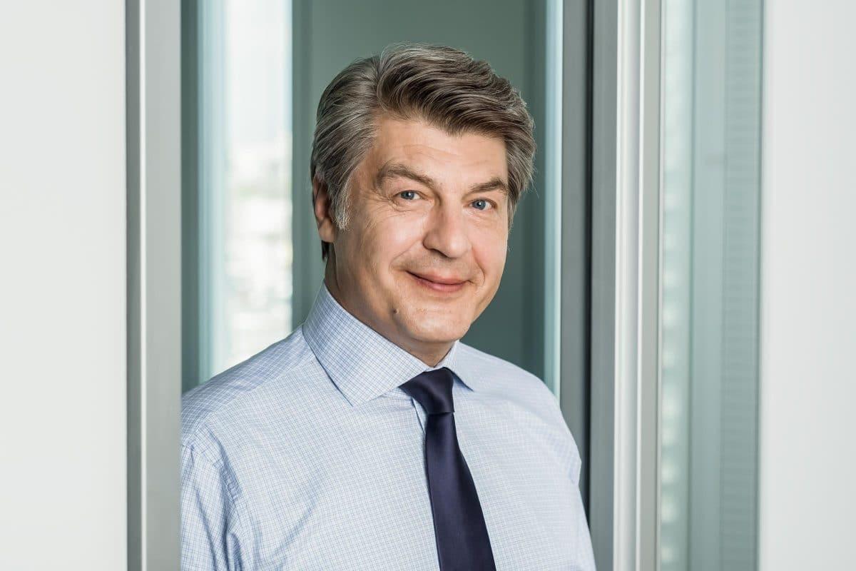 Businessportrait Alexander Walther TMF Group